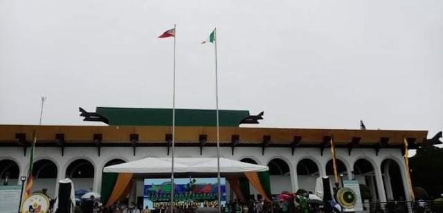 Rayakan Otonomi, Bendera Bangsamoro Berkibar di Cotabato