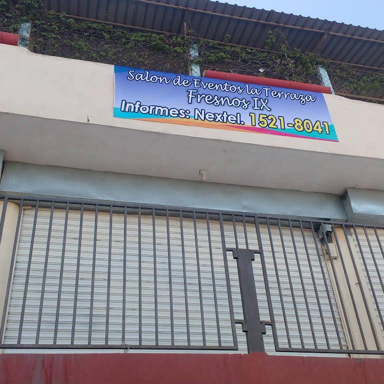 Salón De Eventos La Terraza Fresnos Complejo De Condominio