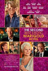 The Second Best Exotic Marigold Hotel - Khách Sạn Hoa Cúc Vàng Nhiệt Đới