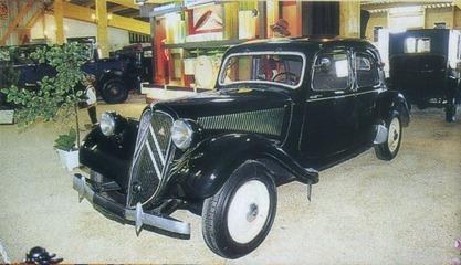 Citroën 11 BL 1951