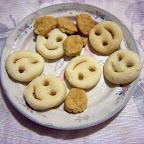 Michelina's 微笑薯餅與雞米花