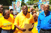 Patrick Tannis Nomination Day