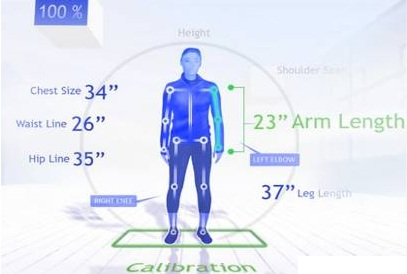 body tracking 1