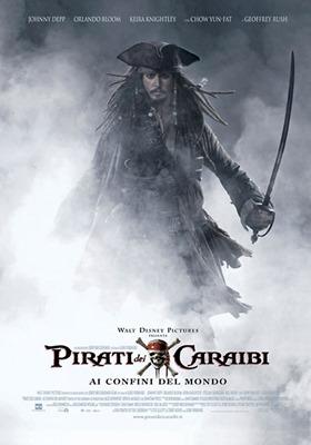 Pirati dei Caraibi, ai Confini del Mondo (poster)