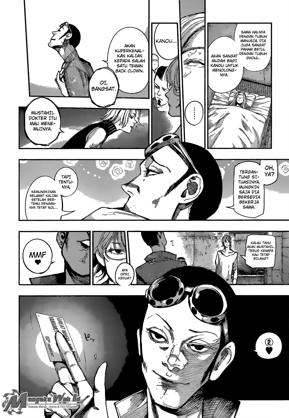 Tokyo Ghoul: Re Chapter 102-7