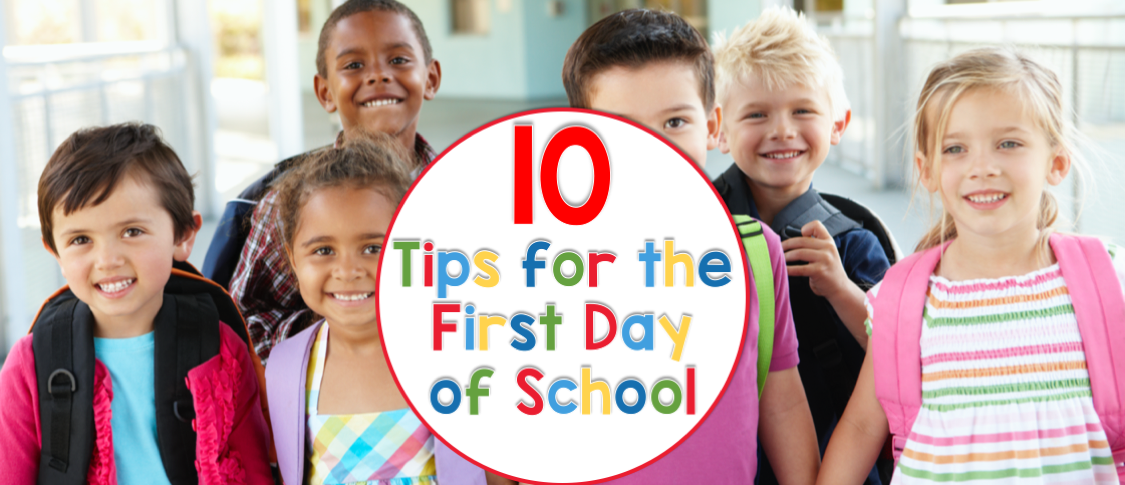 10 tips for back to school