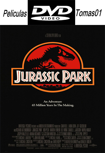 Jurassic Park (Parque Jurásico) (1993) DVDRip