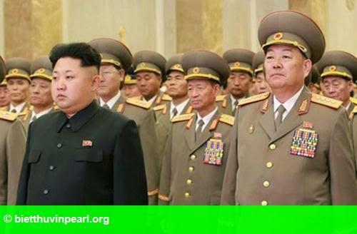 Hình 1: Phản ứng của Triều Tiên trước thông tin bộ trưởng quốc phòng bị xử tử