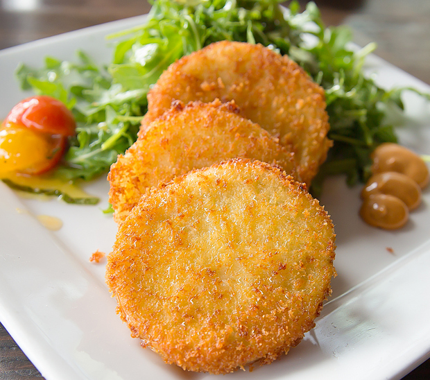 photo of FRIED GREEN TOMATOes