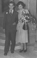 Monden, Gerardus en Vis, Annie en  Huwelijk 27-12-1950.jpg