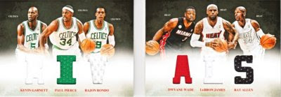 12/13 Panini Rivals Book Card