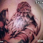Gimli arm - Lord of the Rings Tattoos Pictures