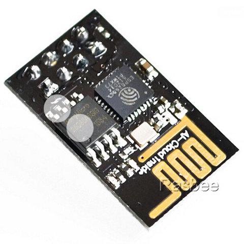 Rasbee ESP8255 シリアルモジュール
