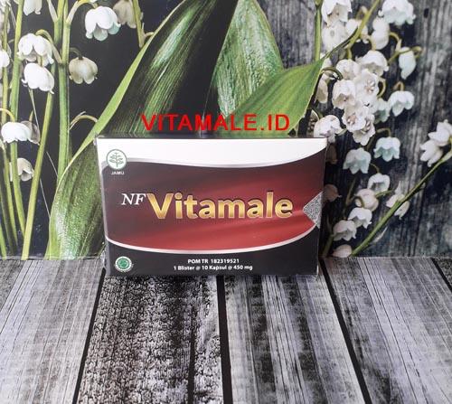 Info Vitamale Original di Mojokerto Silahkan WA ke 0821-3322-3939