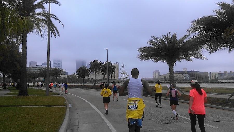 IMAG0323 Gasparilla Half Marathon 2013 {recap}
