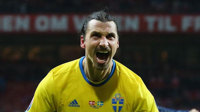 Zlatan Ibrahimovic Dipanggil Semula Sertai Sweden
