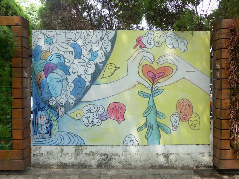 Taipei. Modélisme davions et Street art - P1250793.JPG
