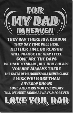 fathers day-gone