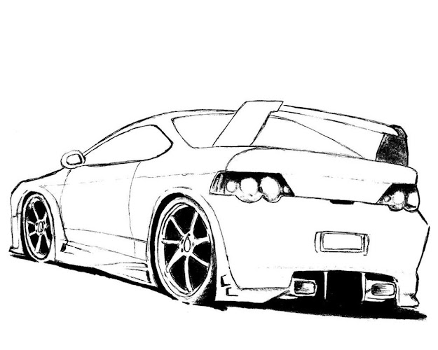 Car Coloring Pages  Car Coloring Pages  Car Coloring Pages