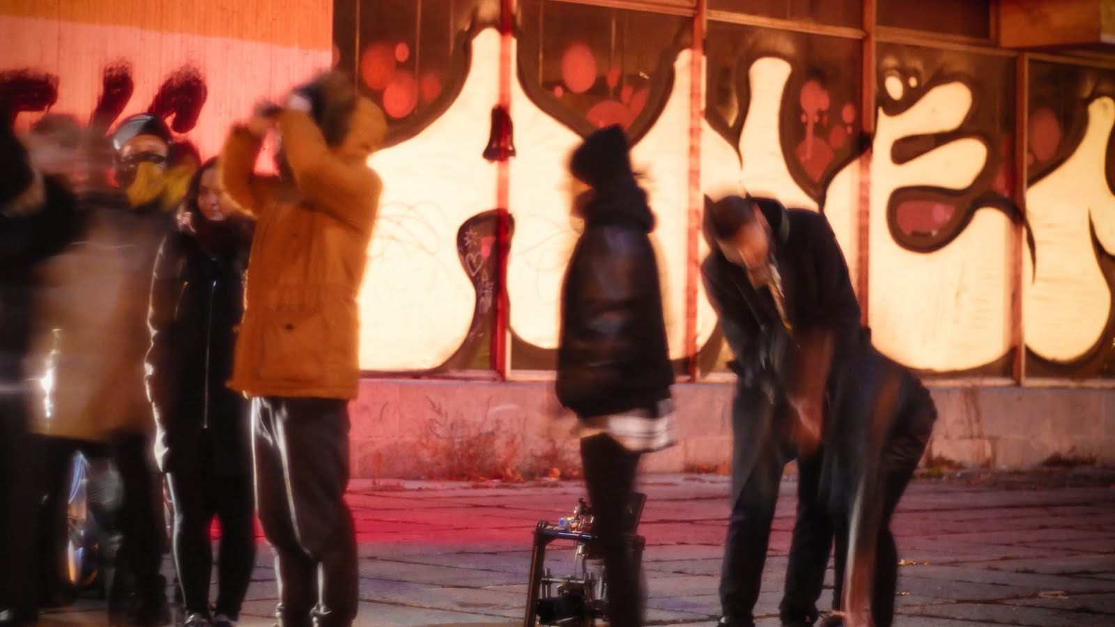 Video klipo filmavimas su Black Daniels (Danija) - P1050499.jpg