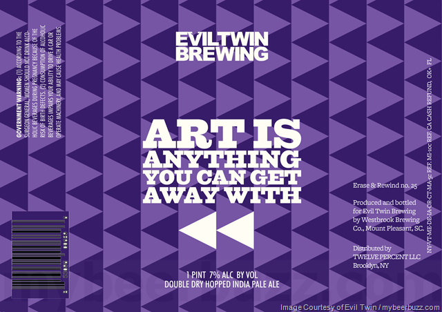 Evil Twin - Art Is Anything You Can Get Away With