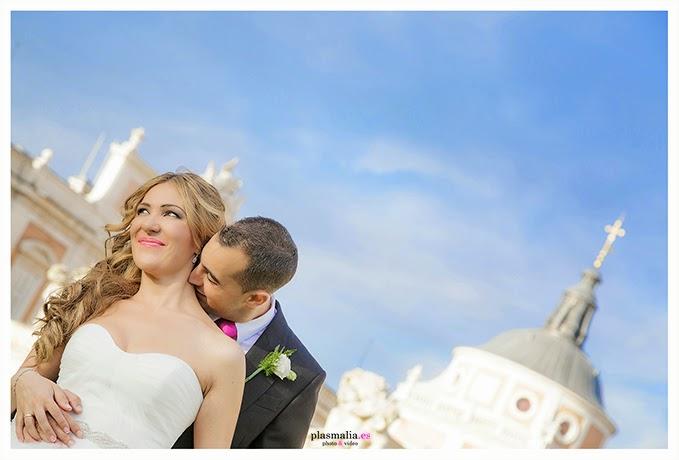 fotografías de boda Aranjuez.