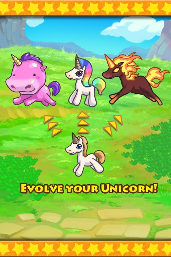 Unicorn Evolution World- screenshot