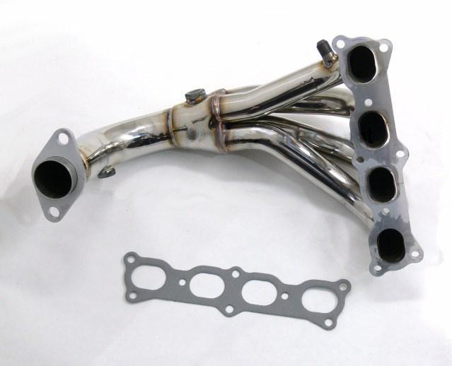 OBX Exhaust Header 99 00 01 02 03 Mazda Protege 1 6L DX LX Zmde