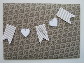 stampin up, envelope punch board, hearts a flutter, perfekte pärchen, banner, umschlag