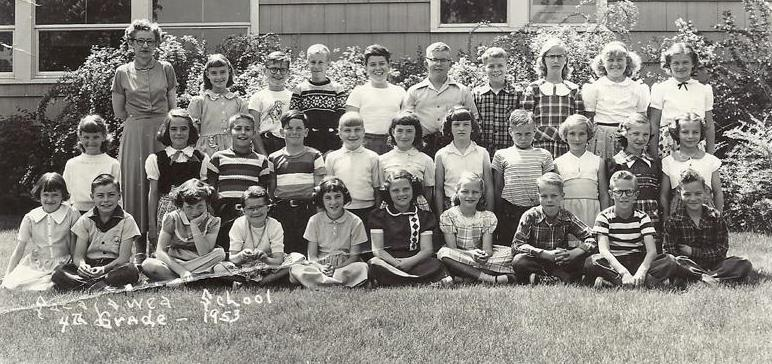 Sacajawea 4th grade 1953