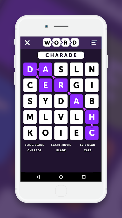 Connect a Word- screenshot