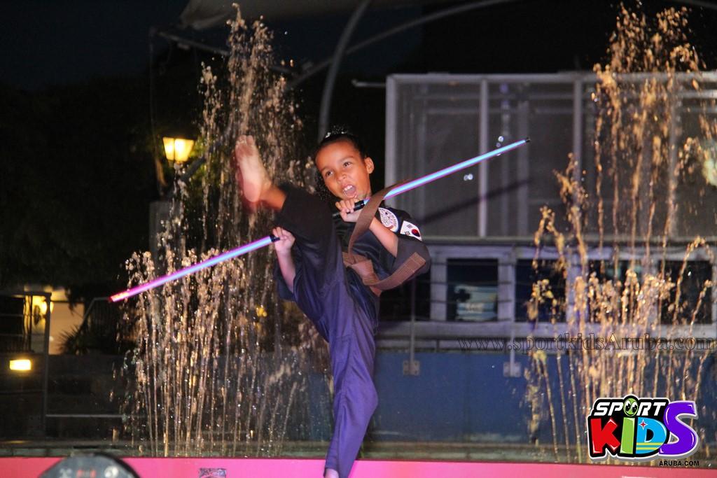 show di nos Reina Infantil di Aruba su carnaval Jaidyleen Tromp den Tang Soo Do - IMG_8732.JPG