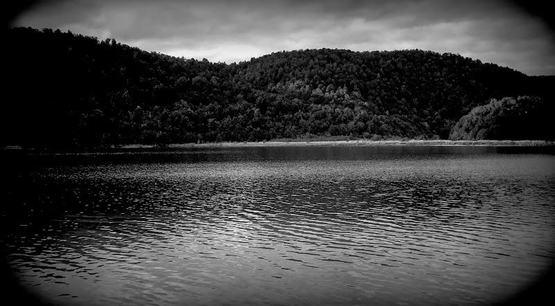 Lake Waikaremoana (ausgesprochen wie geschrieben)