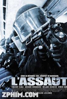 Cuộc Tấn Công - The Assault (2010) Poster