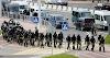 بينهم سوريون .. النمسا : القبض على لاجئين هاجموا بعضهم بالسكاكين و المناجل !