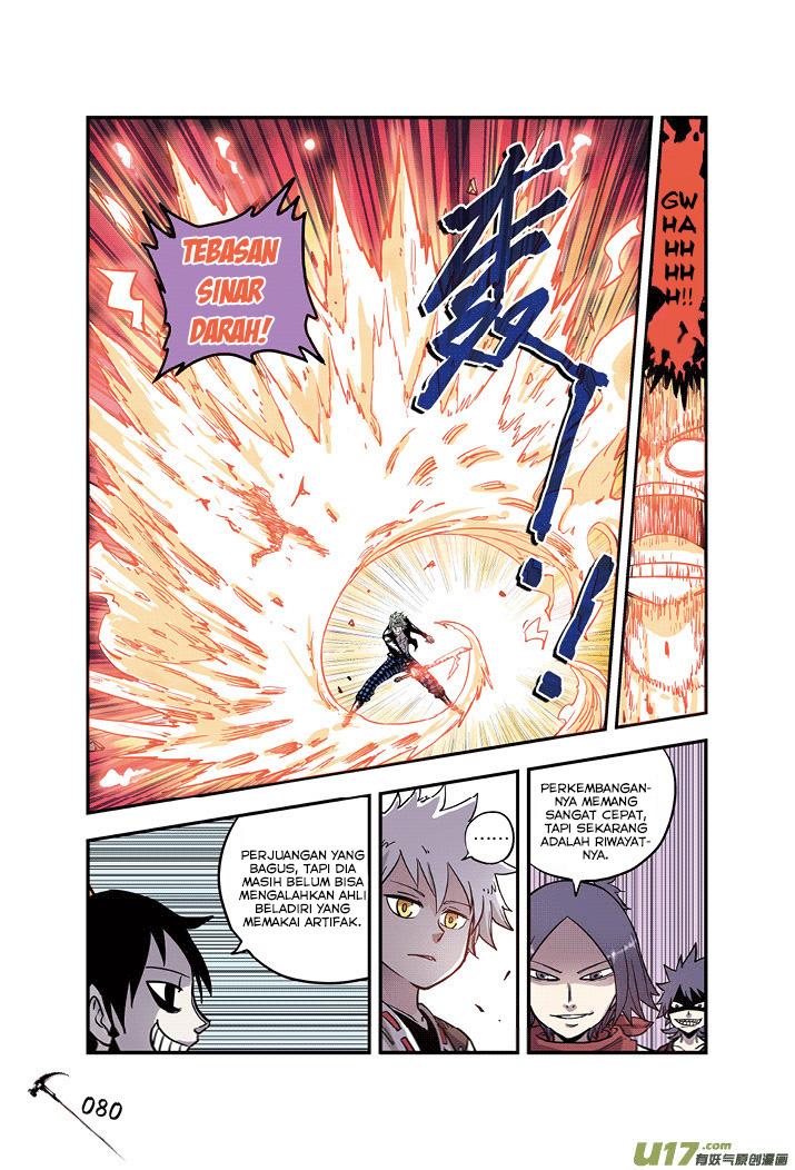 Zui Wu Dao Chapter 22