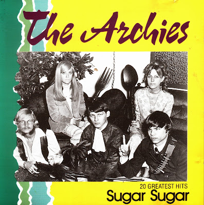 the Archies ~ 1992 ~ Sugar, Sugar. 20 Greatest Hits
