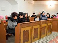 Gyülekezet tagjai - balról az első Javora Andrea polgármester.jpg