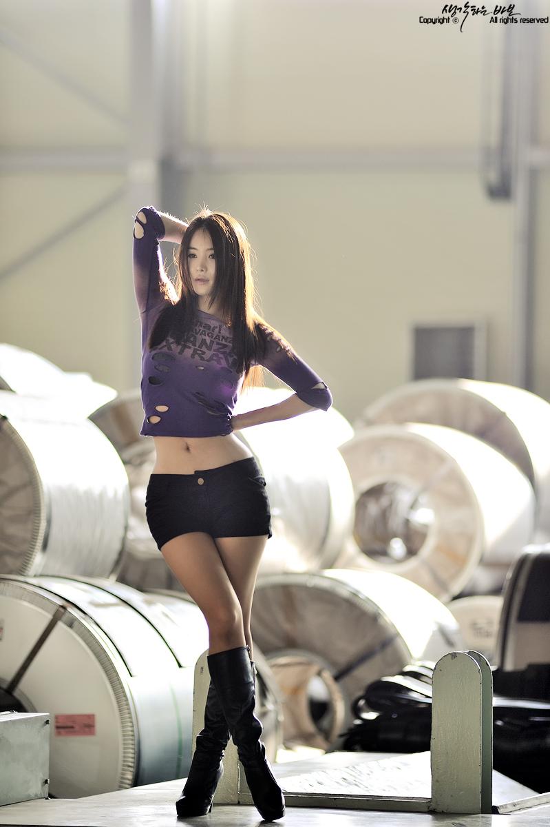 Such a Tease! Sexy Busty Im Ji Hye (임지혜)!