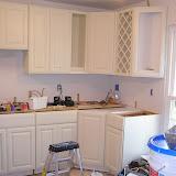 Kitchen Remodel - Putting it Back Together