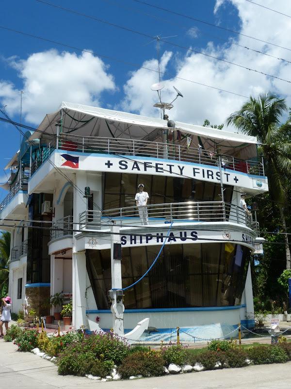 La maison d'un capitaine de Marine Marchande