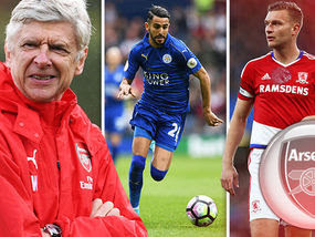 Arsenal eyeing £55m double swoop as a part of massive summer overhaul