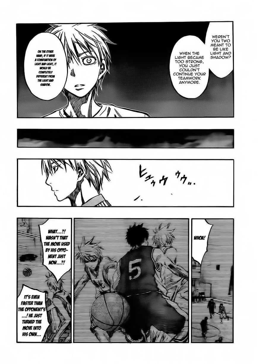 Kuroko no Basket Manga Chapter 222 - Image 18