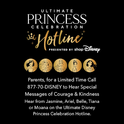 Ultimate Princess Hotline - (877) 70-Disney