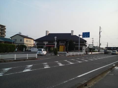 外観1 カフェケント江南店