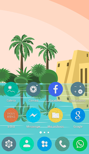 ایپس Cirgus - Icon Pack Android کے لئے screenshot