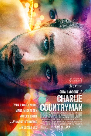 Filme Poster Charlie Countryman HDRip XviD & RMVB Legendado
