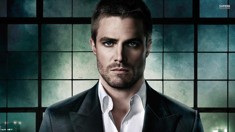Arqueiro verde de Arrow (Oliver Queen)