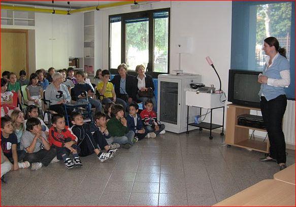 Bambini di prima Comunione al Piccolo Rifugio