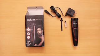 Agaro beard trimmer mt 6001